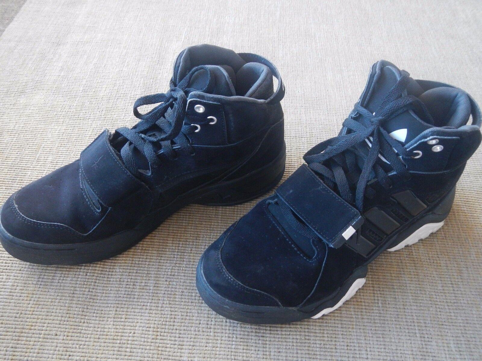 Hombre adidas Originals streetball Classic zapatilla negro / White