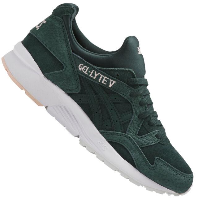 Asics Gel Lyte V Sneaker Donna Verde Hampton Green/Hampton Green 40 X4z