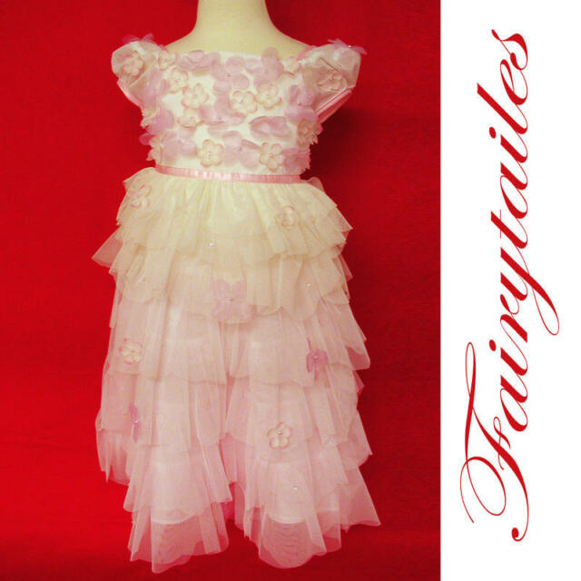 Ivory PINK Baby Girl Princess Dress Size 18 Month | eBay