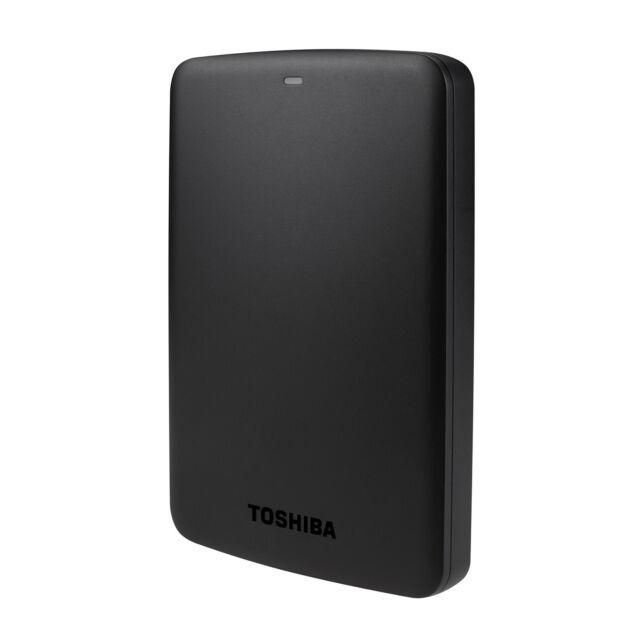 """HD HDD HARD DISK DISCO ESTERNO TOSHIBA PORTATILE USB 3.0 500GB 1TB 2TB 3TB 2,5"""""""