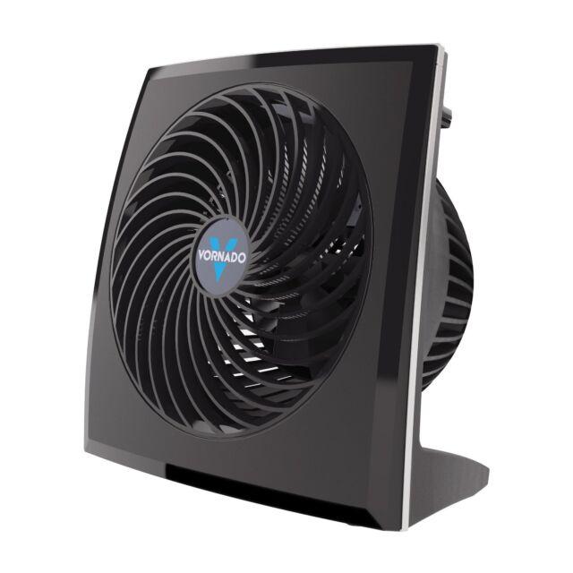 Flat Air Circulators : Vornado speed v flat panel whole room air