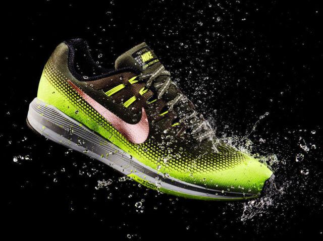 Nike AIR ZOOM STRUCTURE 20 Shield Running Scarpe da ginnastica palestra casualVarie Taglie