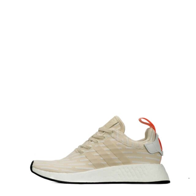 low priced 59d2f 3ac10 ADIDAS Originals NMD R2 Roller Scarpe da donna in maglia Beige -  mainstreetblytheville.org
