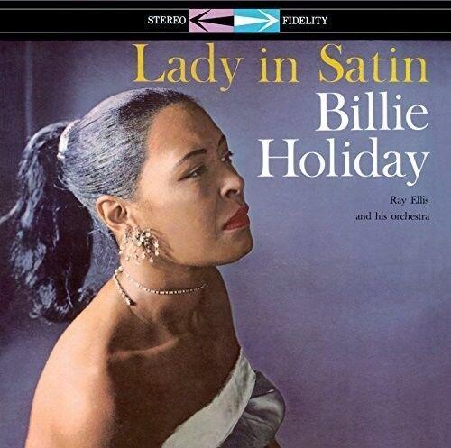 Billie Holiday - Lady In Satin + 8 Bonus Tracks [New CD] Spain - Import