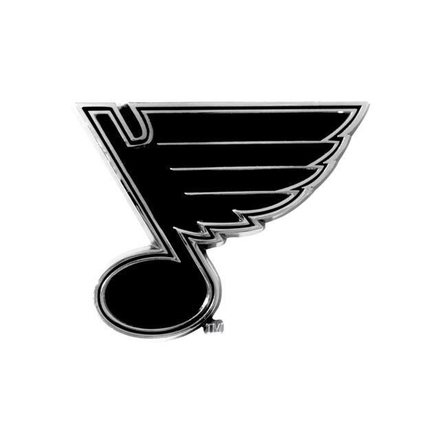 FANMATS St Louis Blues Chrome Emblem