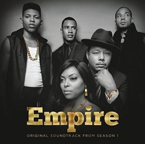 Empire Cast - From Season 1 Of Empire - CD Album Damaged Case