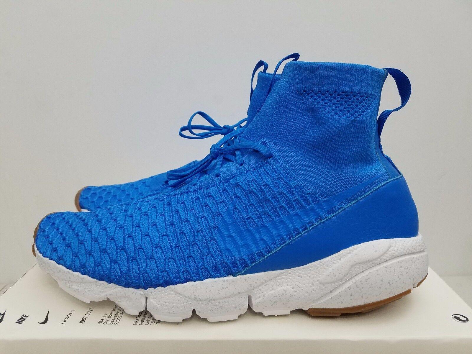 Nike Air Footscape Magista SP Photo Blue/Summit White 652960-441