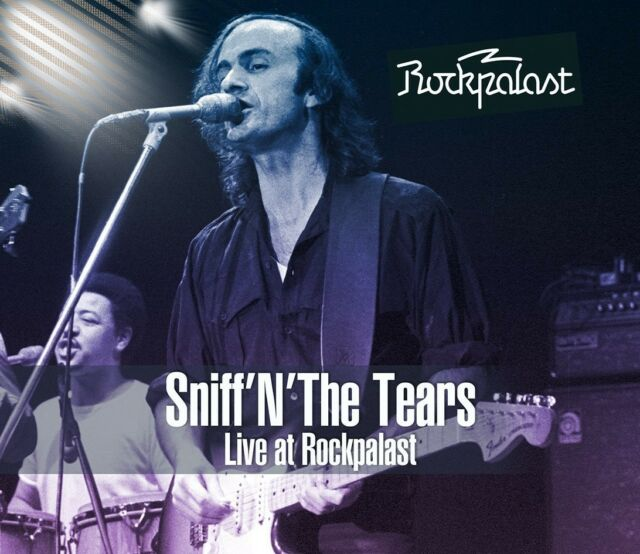 SNIFF 'N' THE TEARS - LIVE AT ROCKPALAST (1982) 2 DVD NEU