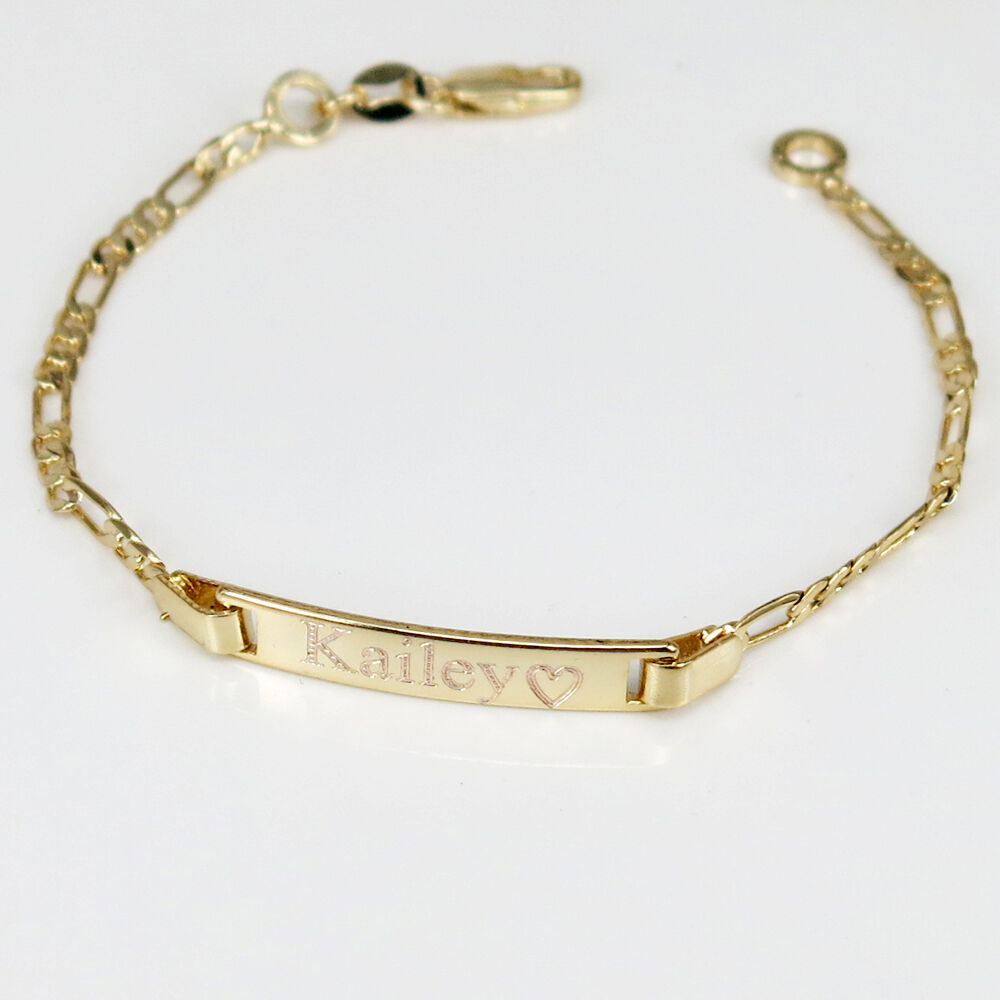 and bracelet with bracelets personalized front products back engraving identification id name engraved womens