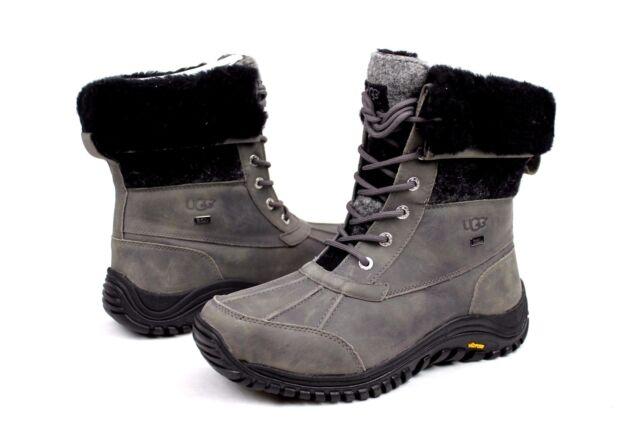 Ugg Australia Adirondack Ankle Boots Color Grey  Women