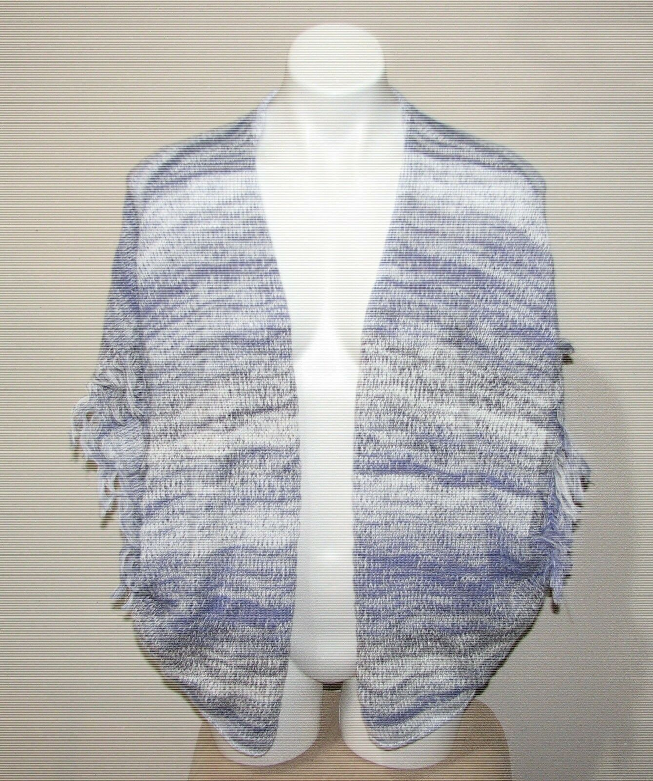 ROXY Womens Juniors Blue 100 Cotton Cardigan Wrap Sweater Size XS ...