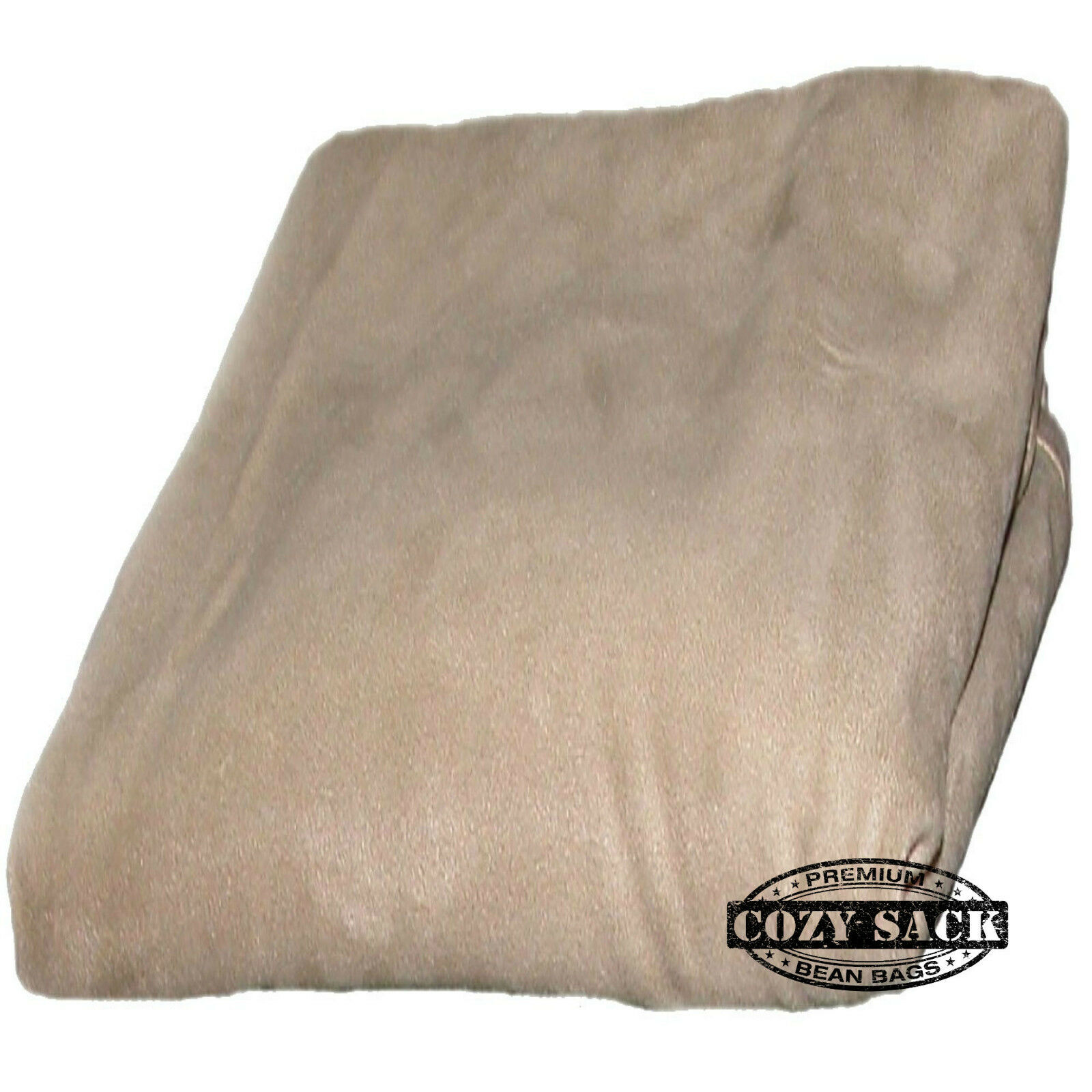 Cozy Sack Replacement Cover For Bean Bag Chair Buckskin