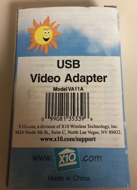 Video to usb adapter va11a driver