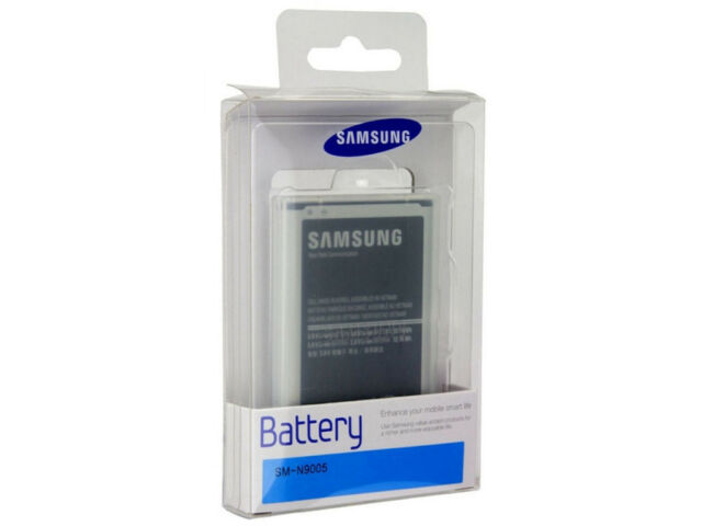 Original Samsung Akku Galaxy Note 3 LTE EB-B800BE SM N9000 N9005 Battery Accu