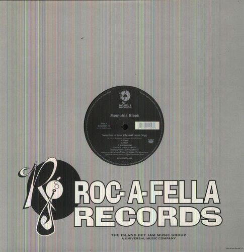 Memphis Bleek - Need Me in Your Life [New Vinyl] Explicit
