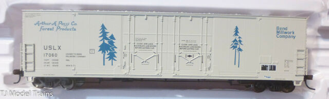 Atlas HO #20003425 Bend Millwork Company (Rd#17060) Evnas 53u0027 Bouble