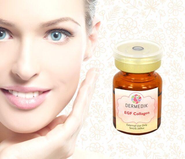EGF Collagen Serum Derma Roller Treatment Serum anti-aging 5ml