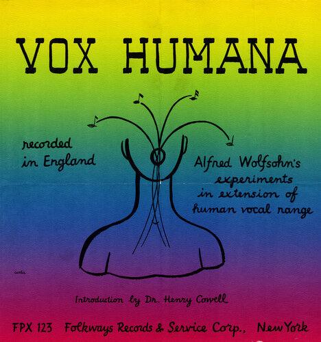 Various Artists - Vox Humana / Various [New CD]