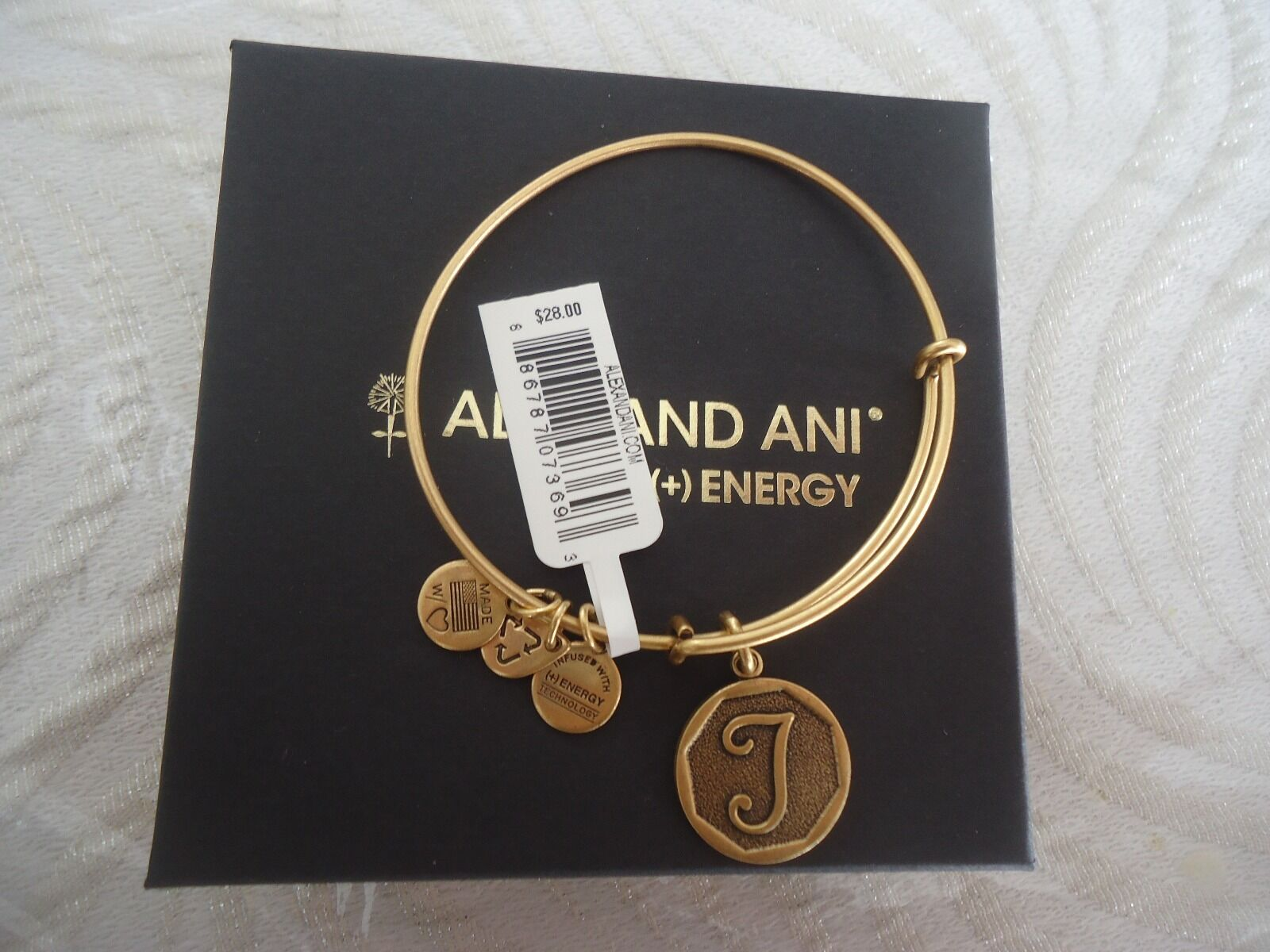 Alex and Ani Initial \