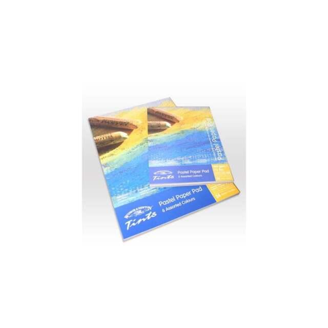 Winsor & Newton Pastel Tints Paper Pad A3