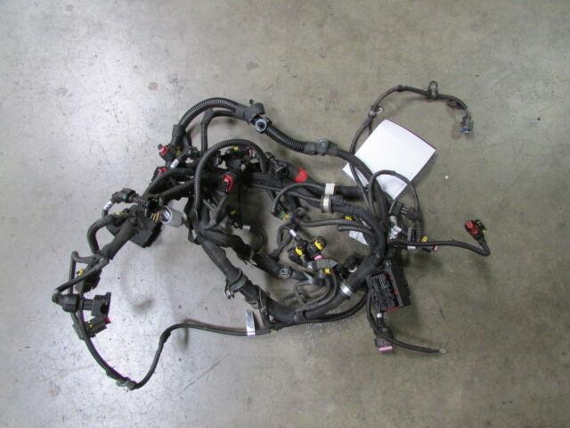 maserati granturismo quattroporte engine injection wire harness rh ebay com Wiring Harness Connector Plugs Wiring Harness Connector Plugs