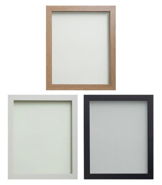black poster frames