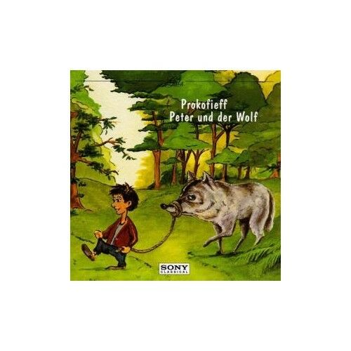 Peter und der Wolf, 1 Audio-CD CD Heltau,Michael Sony Classical