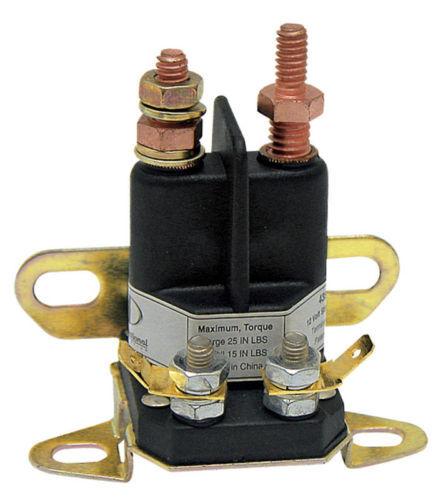 18270012 ** Magnetschalter 12 Volt für Rasentraktoren AR03551000, AR04507100, 03