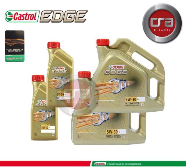 ACEITE MOTOR CASTROL BORDE FST 5W30 LT.10 (10 LITROS) ORIGINAL