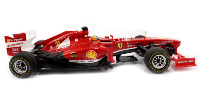 Wonderful RC REMOTE CONTROL Licensed Ferrari F138 Electric RC Car Big Size 1:12 Scale  F138