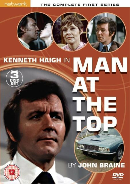 Man At The Top   Complete Series 1     New & Sealed    Fast Post