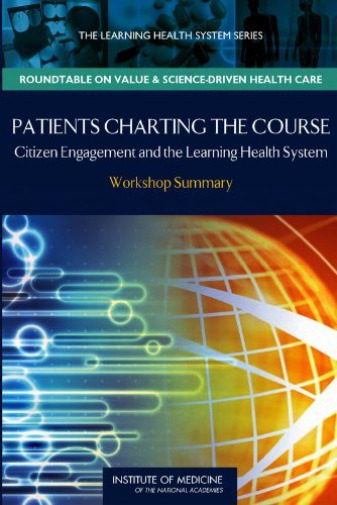 Patients Charting The Course:  BOOK NEW