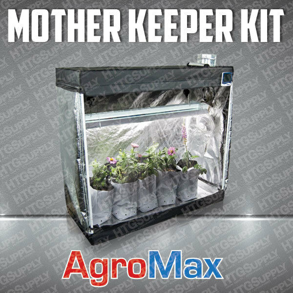 Grow Tent Complete Kit W T5 4 L& Light 2 Fans Mother Plant Clones Veg Bundle | eBay & Grow Tent Complete Kit W T5 4 Lamp Light 2 Fans Mother Plant ...