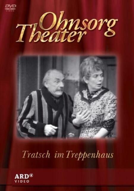 DVD * Ohnsorg Theater: Tratsch im Treppenhaus * NEU OVP