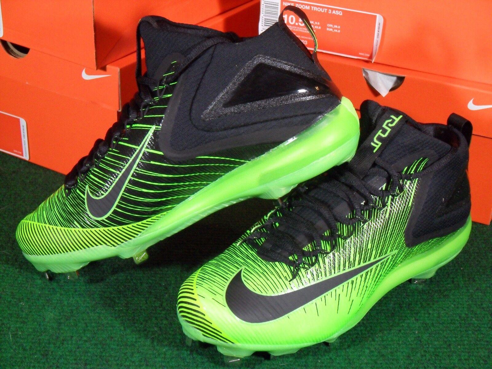 nike vapor zoom tennis shoes green baseball cleats