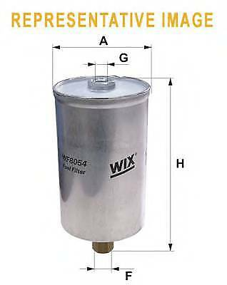 WIX FILTERS WF8064 FUEL FILTER  RC516708P OE QUALITY