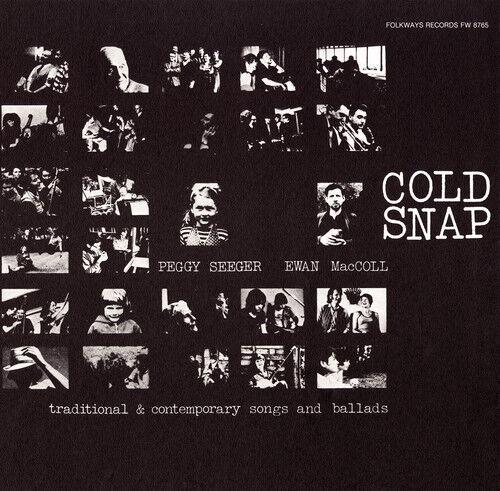 Ewan MacColl - Cold Snap [New CD]