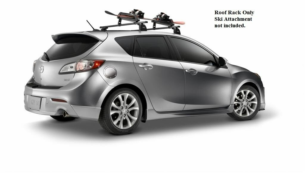 Mazda 3 Removable Roof Rack (5 Door) 2010 2011 2012 2013 0000