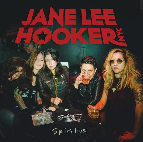 Jane Lee Hooker - Spiritus [New CD]