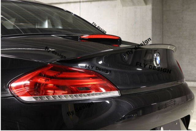 BMW Z4 Body Kits Heckspoilerlippe Roadster E89 Performance Tuning felgen Lippe