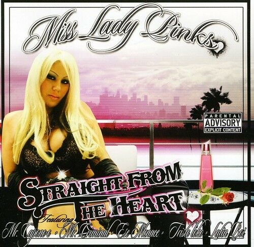 Miss Lady Pinks, Ms. - Straight from the Heart [New CD] Explicit