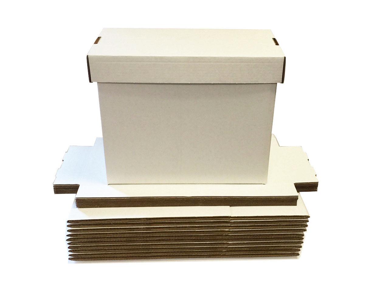 5 Max Pro Short Cardboard Comic Book Storage Boxes box holds 150-175 comics  sc 1 st  eBay & Comic Box   eBay Aboutintivar.Com