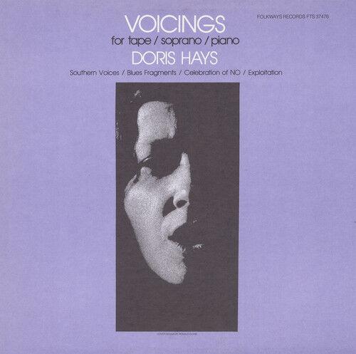 Sorrel Hays - Voicings for Tape/Soprano/Piano [New CD]