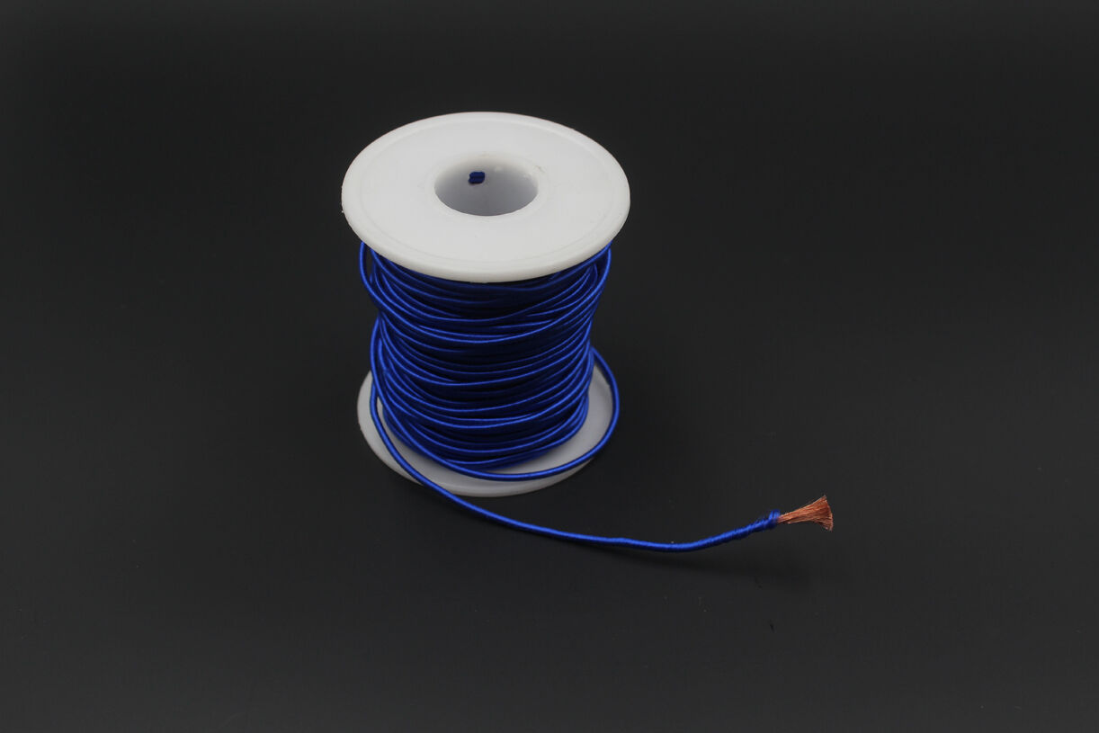 3m Silk Litz Wire 660/46 660 Strands 0.04mm for Crystal Radio Coil ...