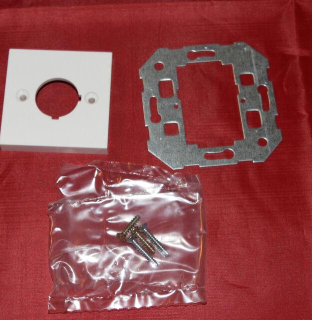 GIRA Zentralplatte f.22.5 rws System55 027227 Gira NEU (B9)