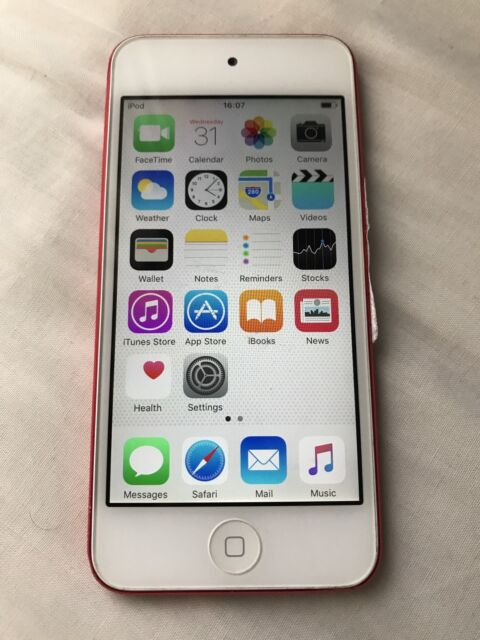 Apple iPod touch 5th Generation Red (32GB) FAST DELIVERY!