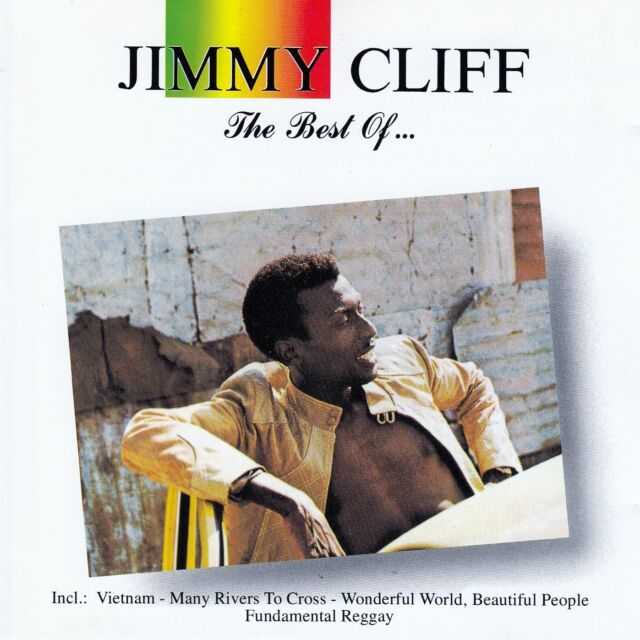 JIMMY CLIFF : THE BEST OF JIMMY CLIFF / CD (EMI GERMANY 1993)