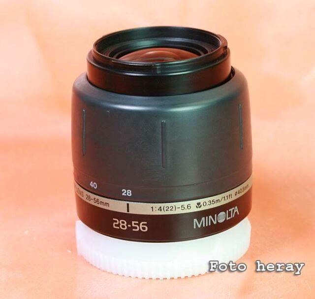 Minolta VECTIS LENS 28-56 mm for MINOLTA VECTIS APS 1405