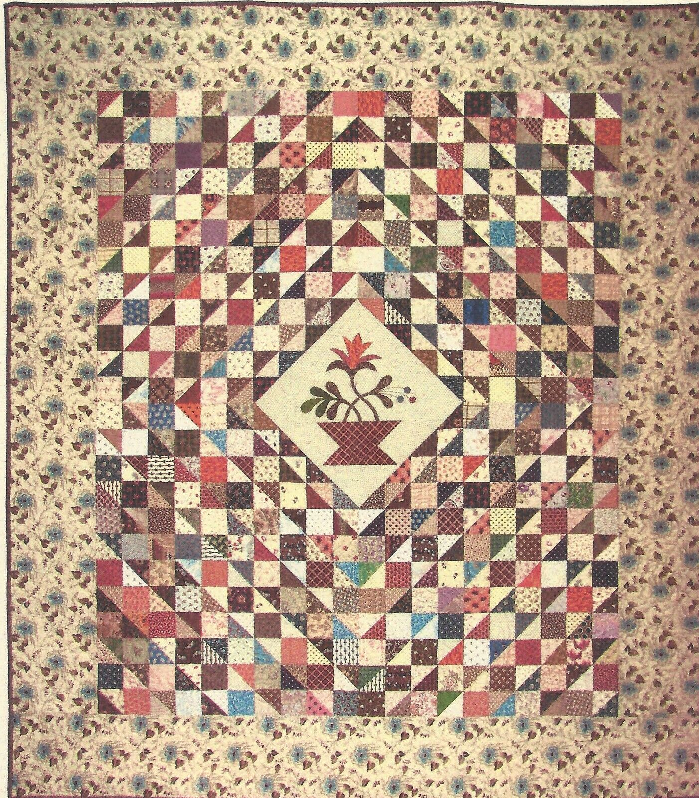 medallion cabbage quilts x quilt museum