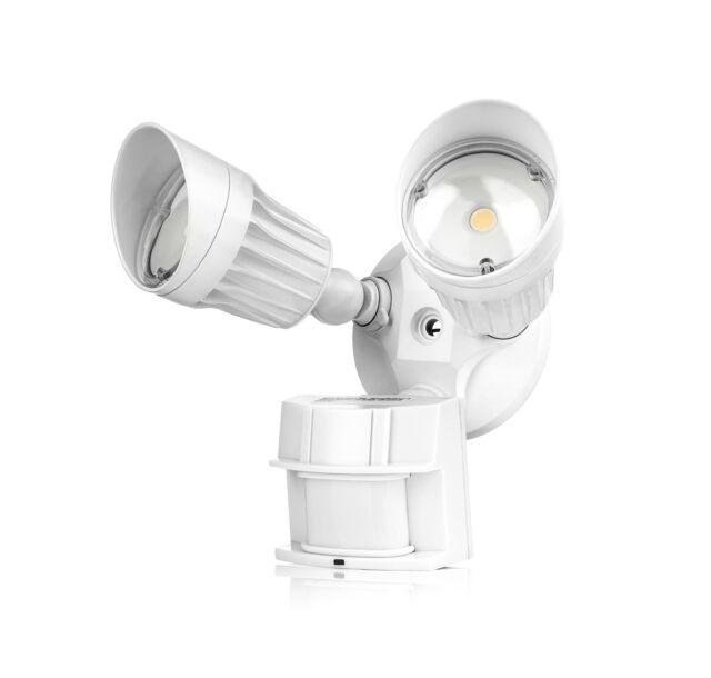 Home security lights system indoor outside motion sensor outdoor hyperikon led security light 20w 100w equivalent outdoor motion sensor light aloadofball Images